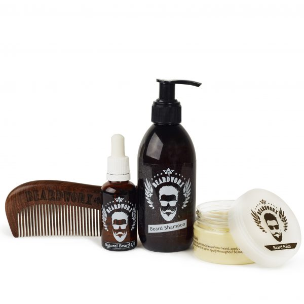 beardworx beard grooming products how to 39 s. Black Bedroom Furniture Sets. Home Design Ideas